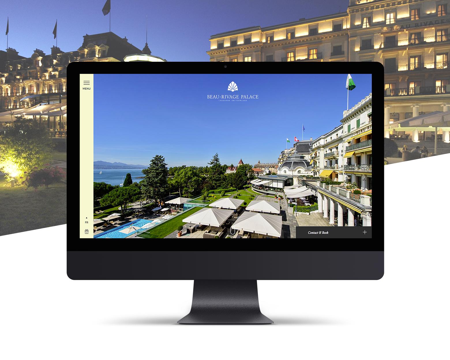 Beau-Rivage Palace WNG Agence Digitale