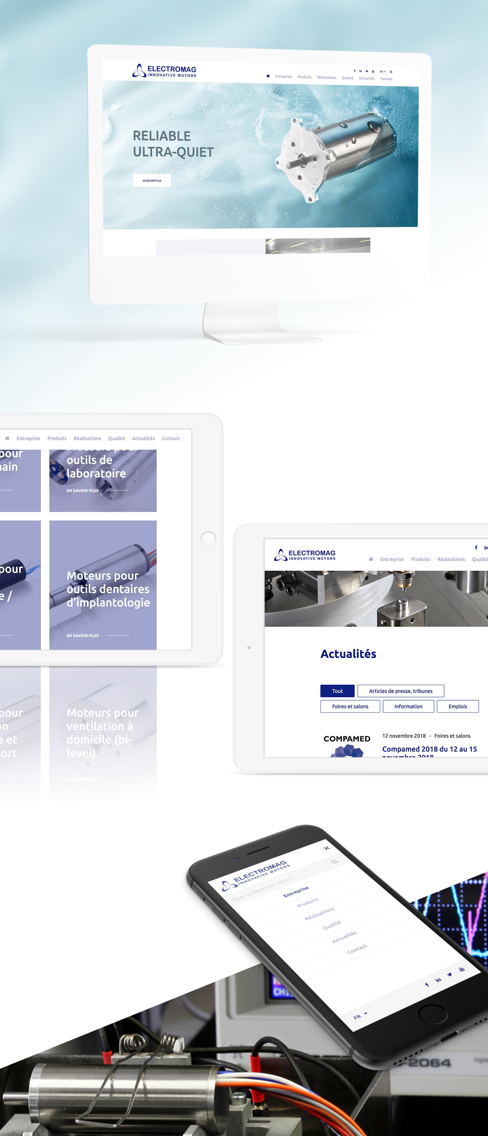 Electromag SA WNG Agence Digitale
