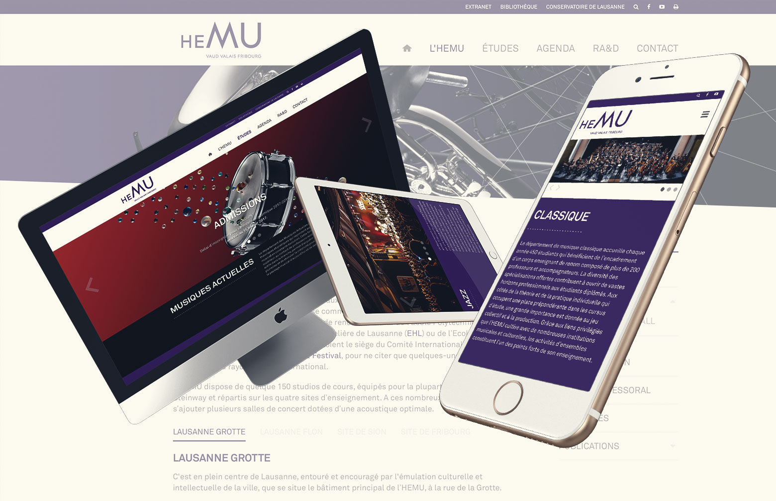 HEMU WNG agence digitale