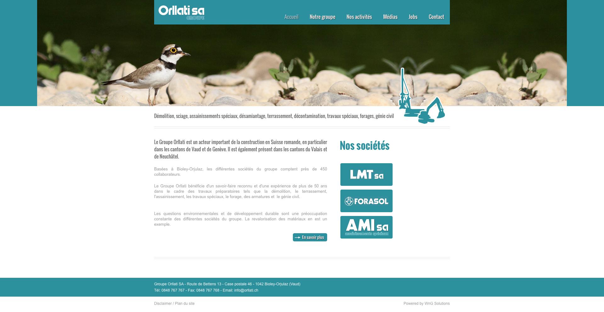 Orllati SA WNG Agence Digitale