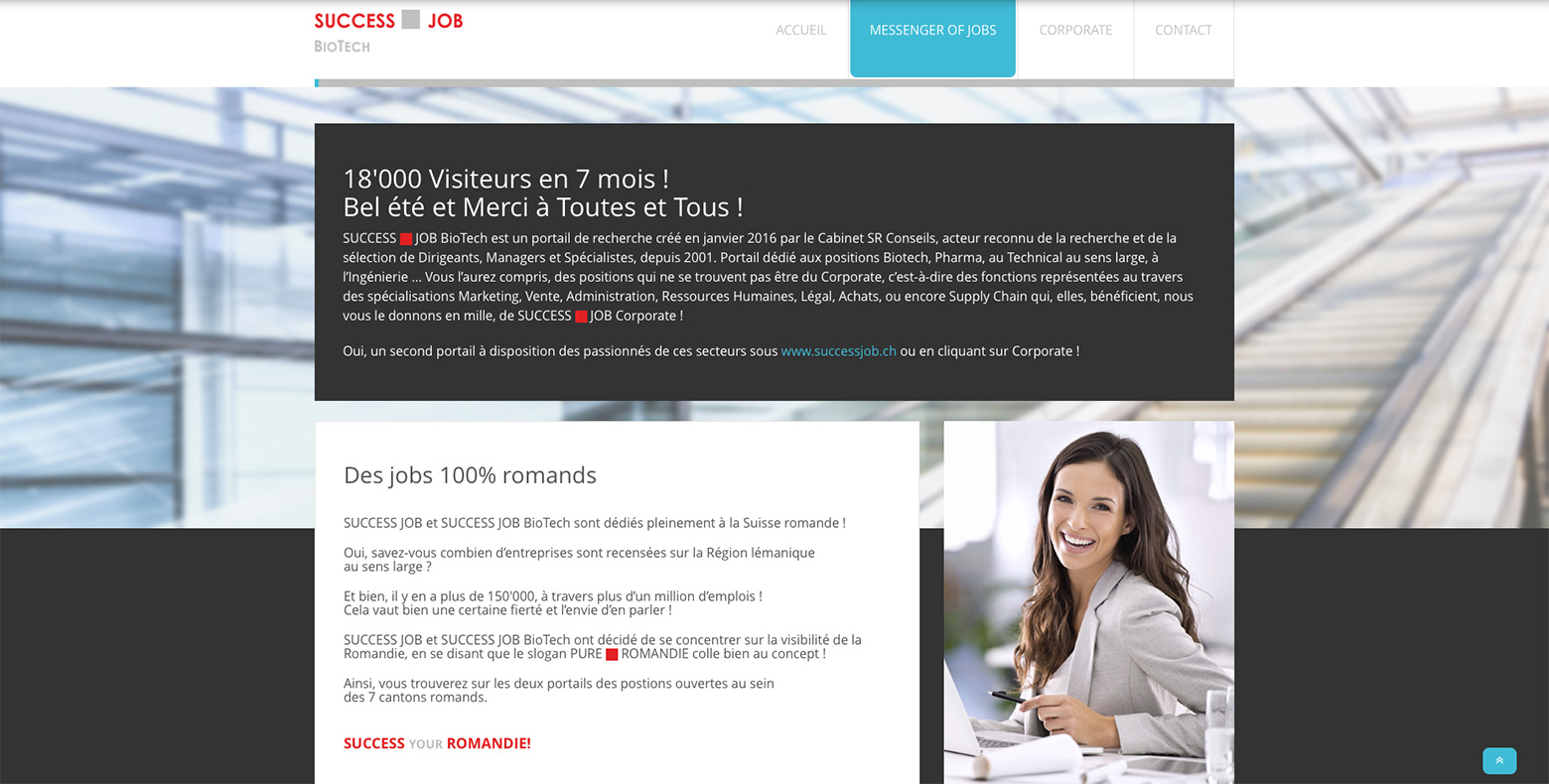 Success Job WNG Agence Digitale