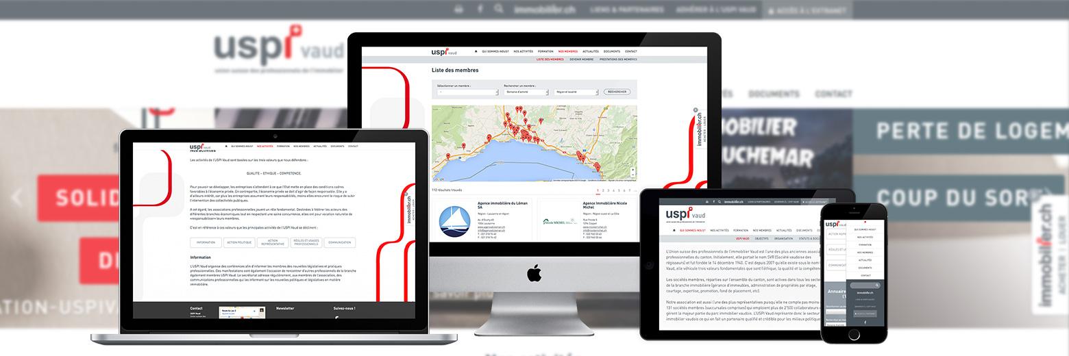 USPI Vaud WNG Agence Digitale