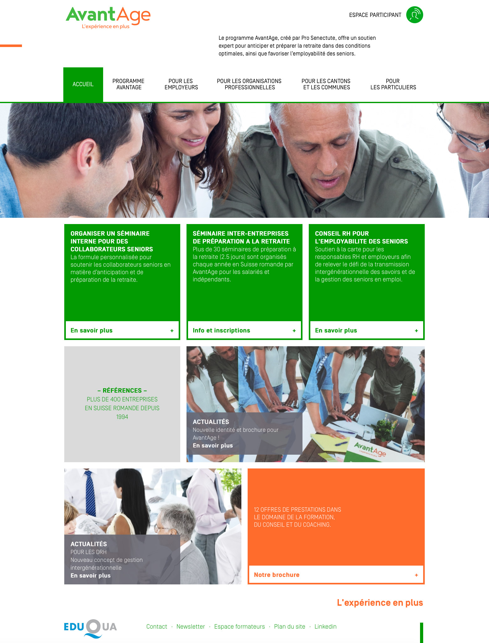 AvantAge WNG Agence Digitale