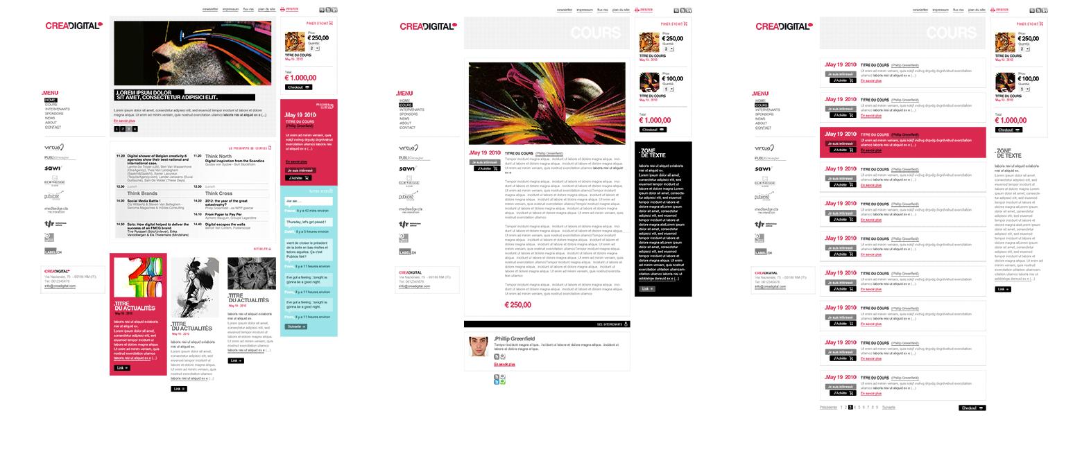 CREA Genève WNG Agence Digitale