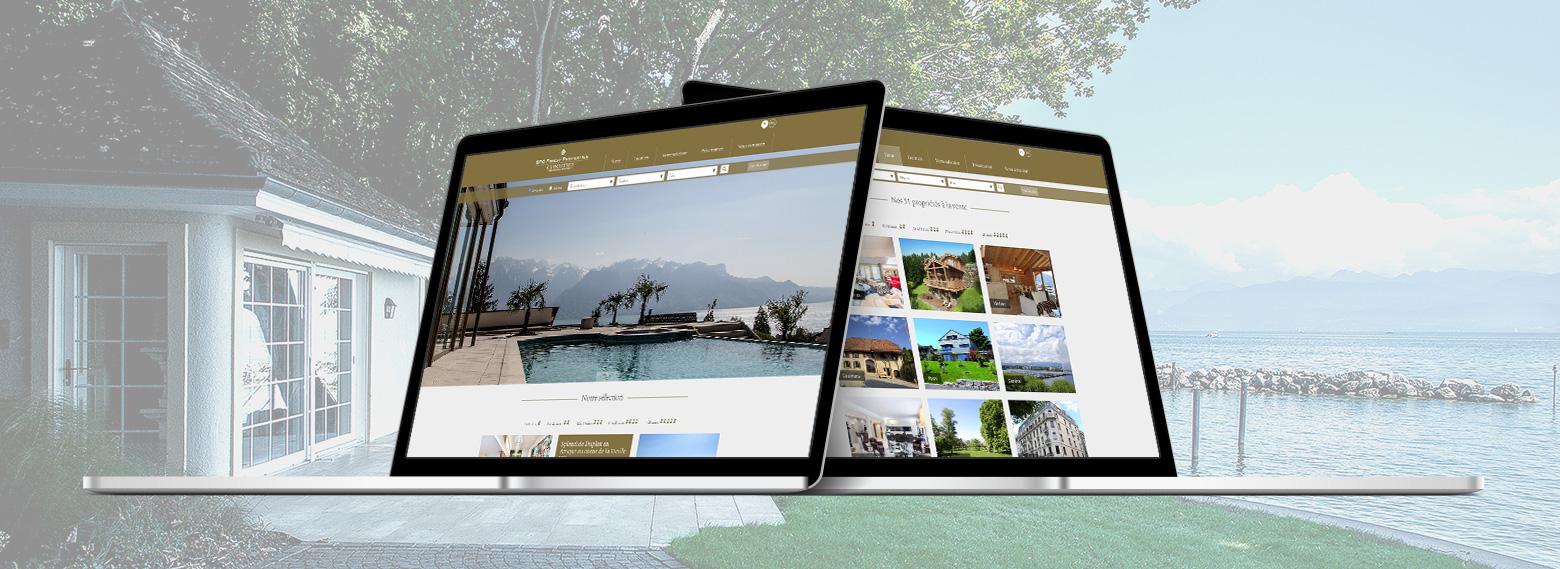 SPG Finest Properties Christie's WNG Agence Digitale