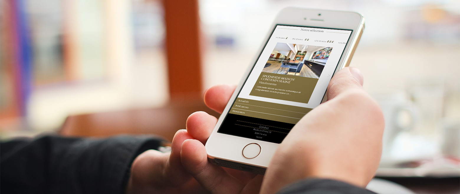 SPG Finest Properties Christie's WNG Agence Digitale