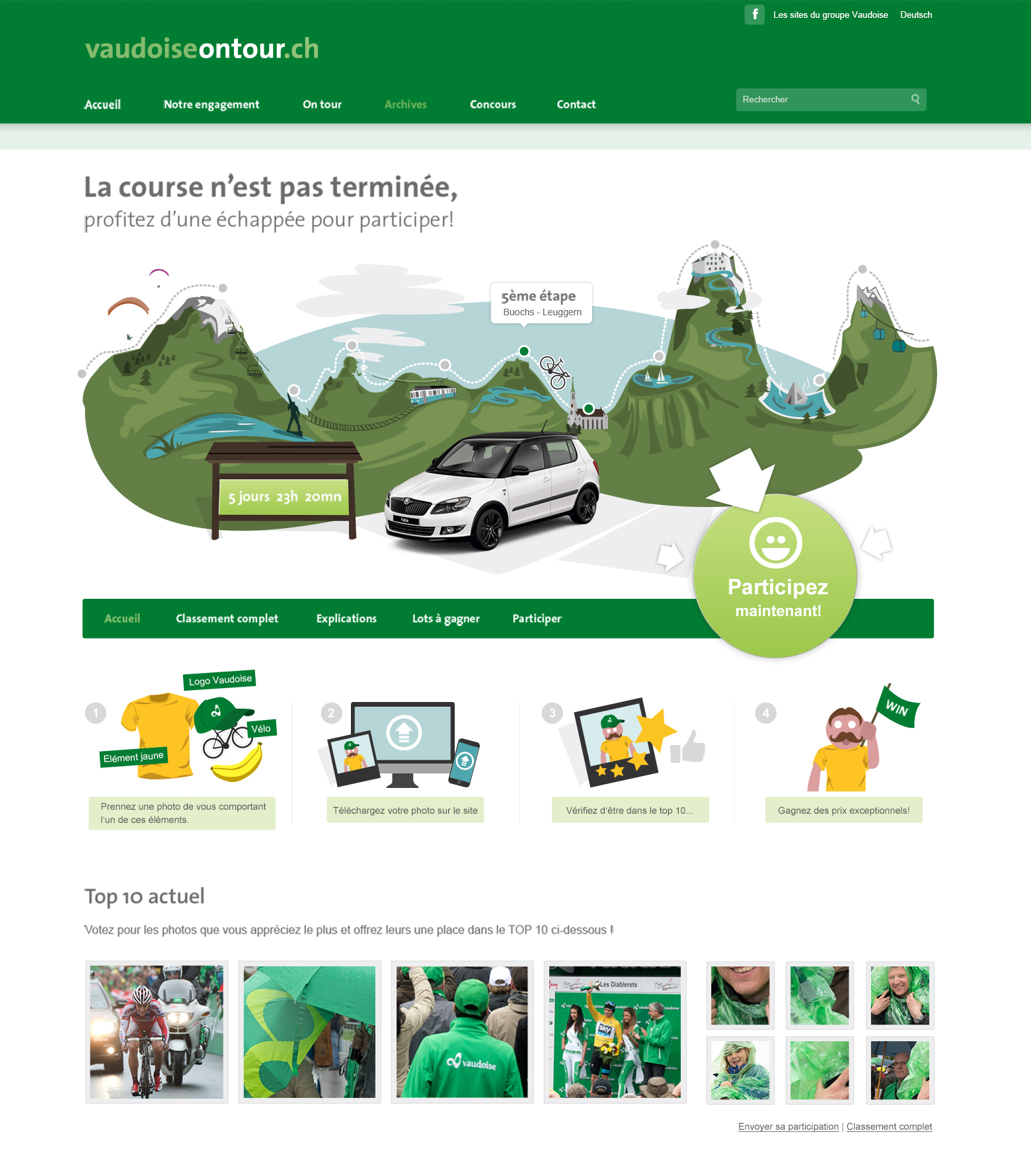 Vaudoiseontour WNG Agence Digitale