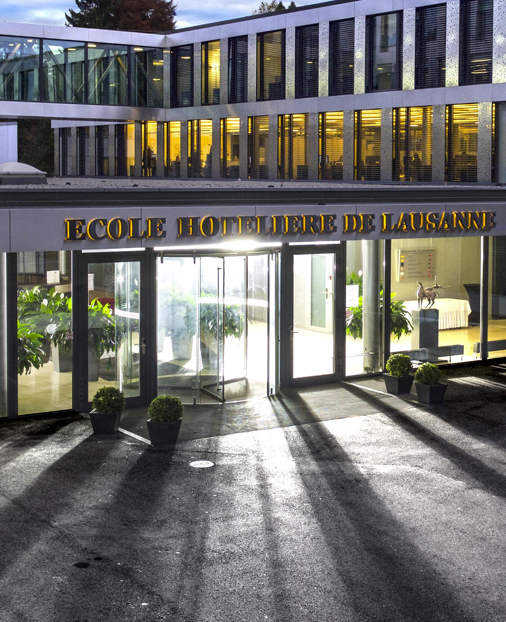 Ecole hôtelière de Lausanne WNG Agence Digitale