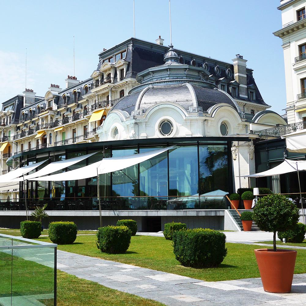WNG site internet Beau-Rivage Palace