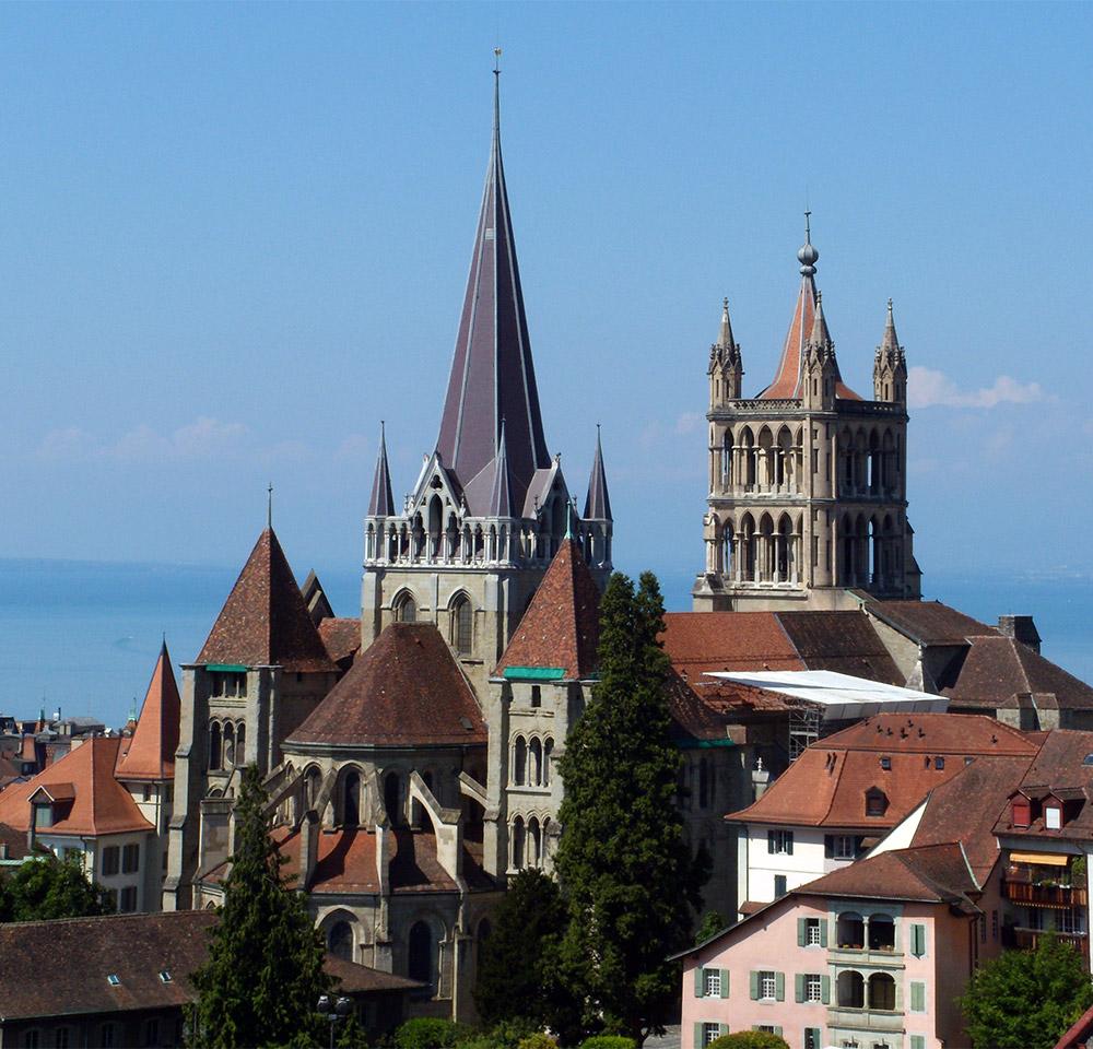 WNG site internet Cathédrale de Lausanne EERV