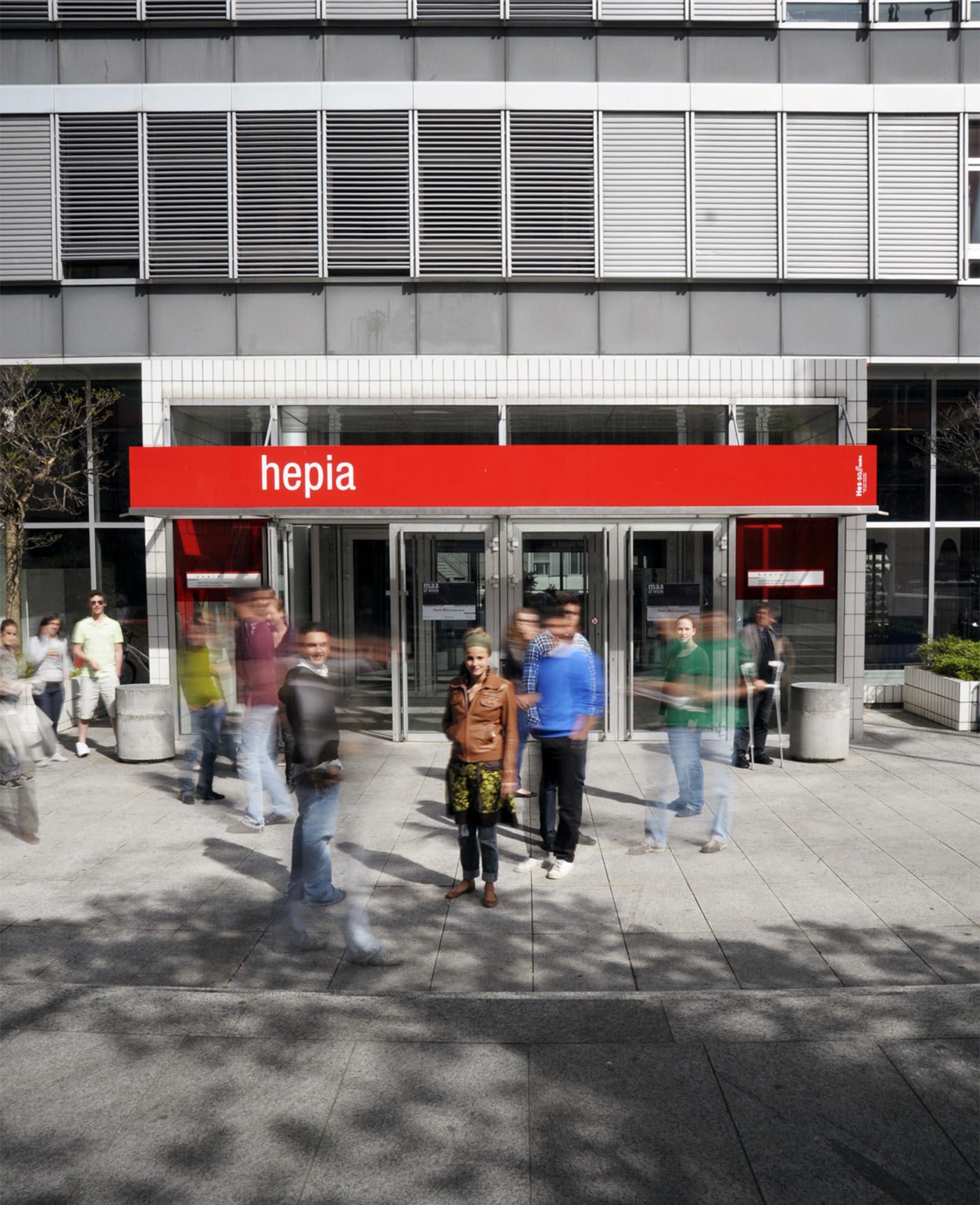 HEPIA WNG Agence Digitale