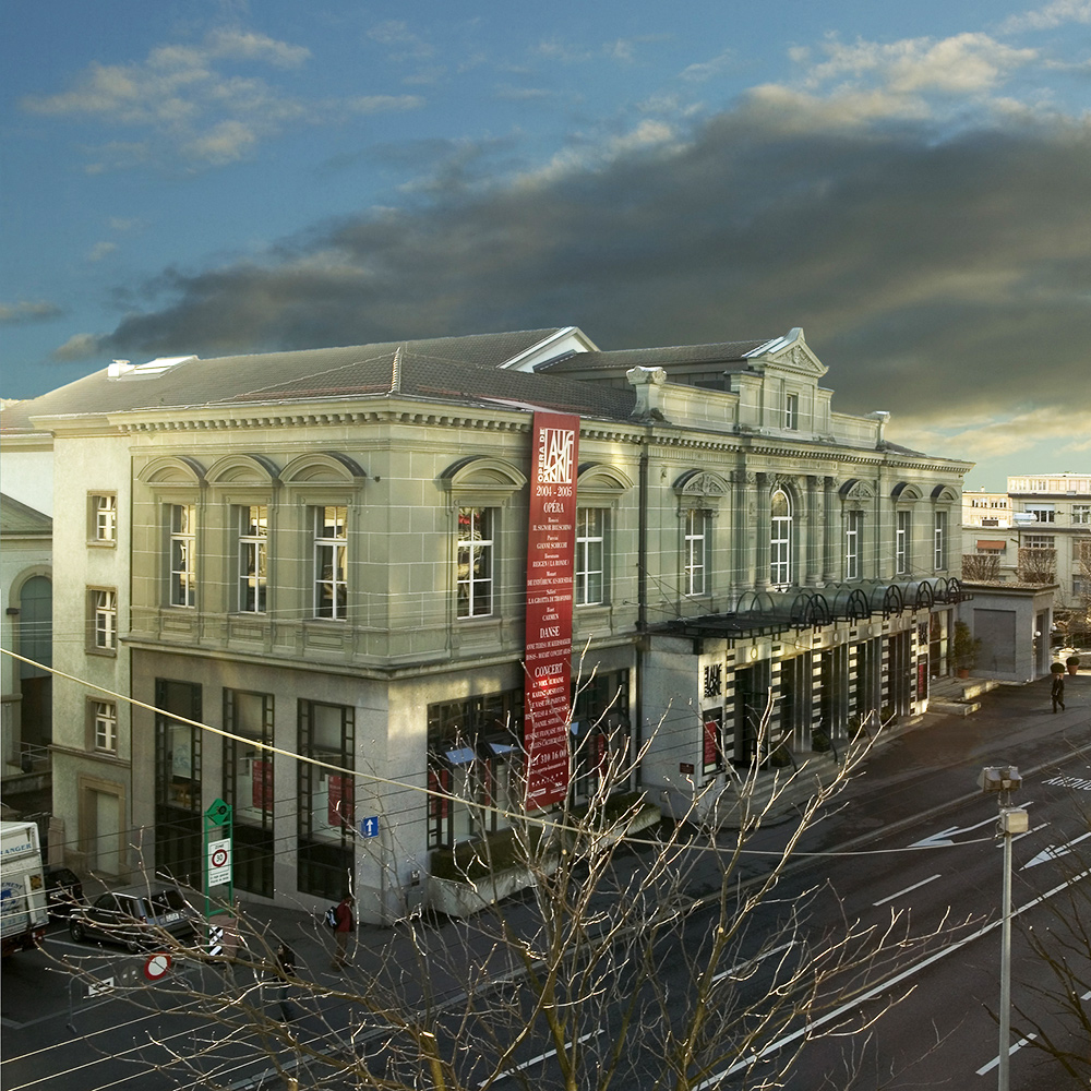 WNG site internet Opéra de Lausanne